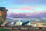 Suzanne Therrien, L'attente, acrylique, 20 x 30 po