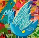 Suzanne Therrien, L'oiseau bleu