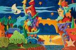 Suzanne Therrien, La tombée de la nuit, 20 x 30, 1500 $