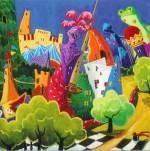 Suzanne Therrien, Contes et jeux (Un jour mon prince...)