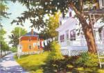 Suzanne Therrien, Une maison dans un arbre