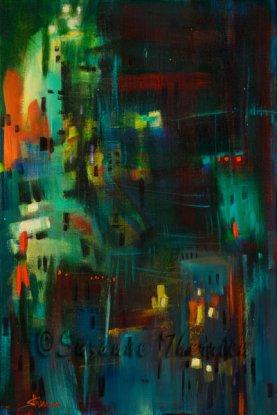 Suzanne Therrien, De nuit