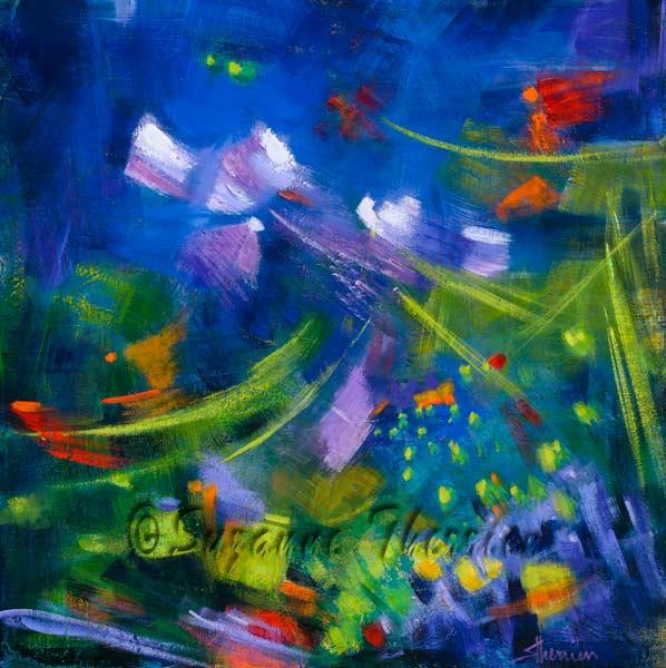 Suzanne Therrien, Le bal des lucioles
