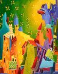 Suzanne Therrien, Pollen, 20 x 16, 865 $