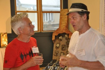 Bruce Roberts en grande conversation avec Gilles Larivière