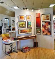 Kiosque de Jeannine Bourret