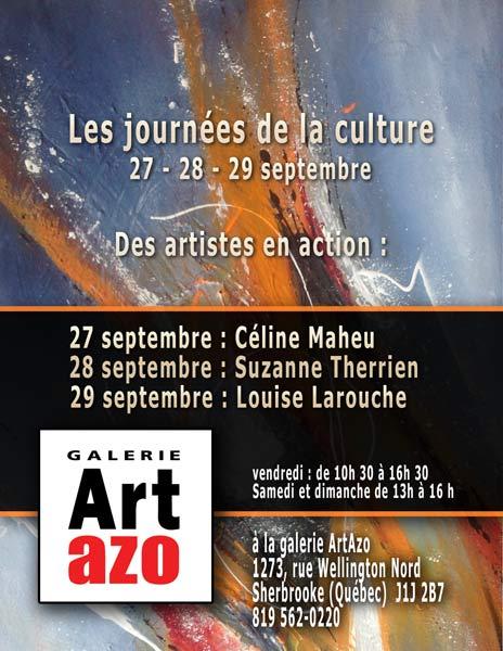 Poster Journées de la culture