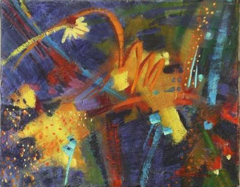 Suzanne Therrien, De tous ses feux, galerie Yvon Desgagnés