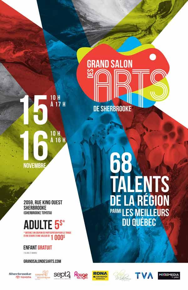 Grand Salon des arts de Sherbrooke