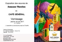 Invitation Café Général